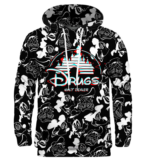 Black and white Walt Dealer hoodie аватар 1