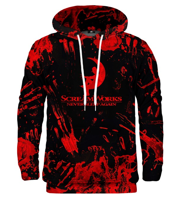 Scream Works hoodie Miniature 2