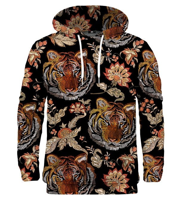 Tiger Pattern hoodie аватар 1
