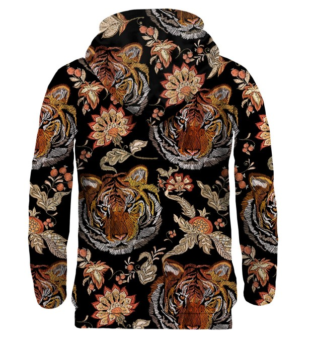 Tiger Pattern hoodie аватар 2