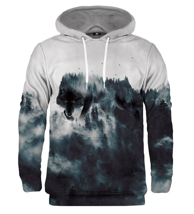 Wolf Forest Spirit hoodie аватар 1