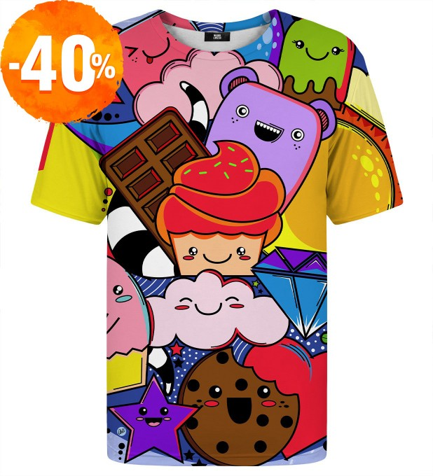 T-shirt Kawaii Miniatury 1