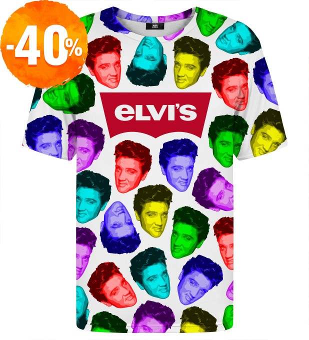 Elvis t-shirt Miniature 1