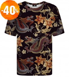 Mr. Gugu & Miss Go, Japanese Dragon t-shirt аватар $i