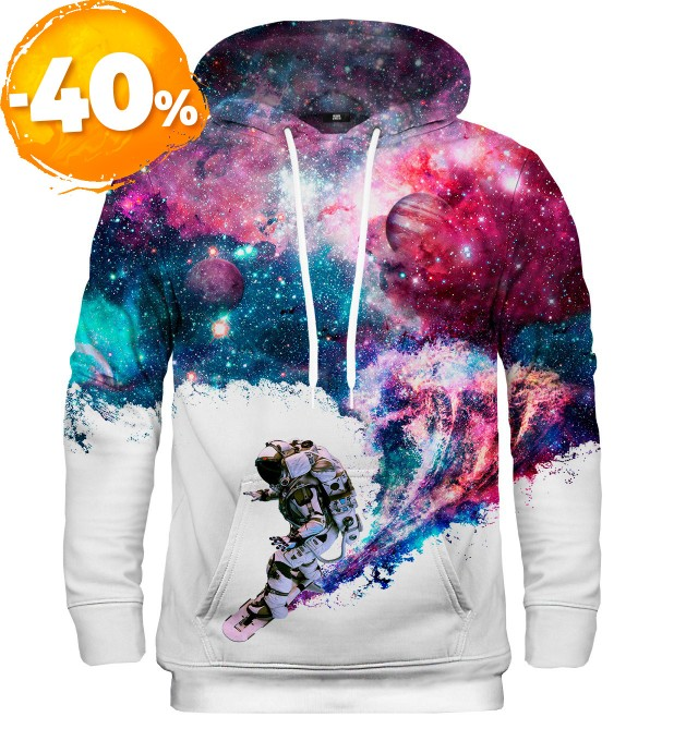 Surfing cosmonaut hoodie аватар 1
