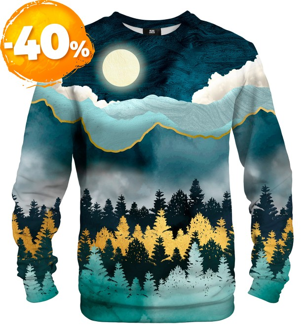 Gold Forest sweatshirt Miniaturbild 1
