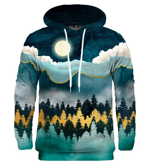 Gold Forest hoodie Miniatura 2