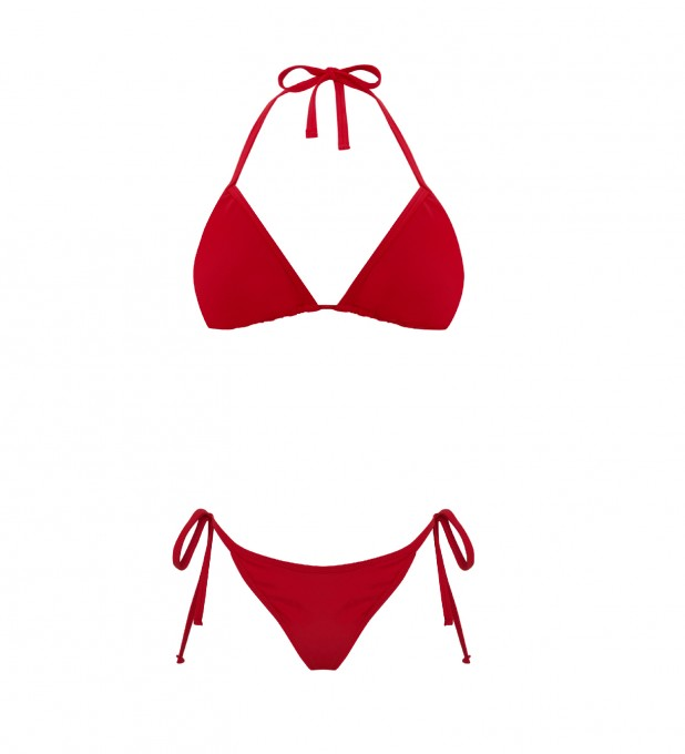 Cherry Stringkini SET Thumbnail 1