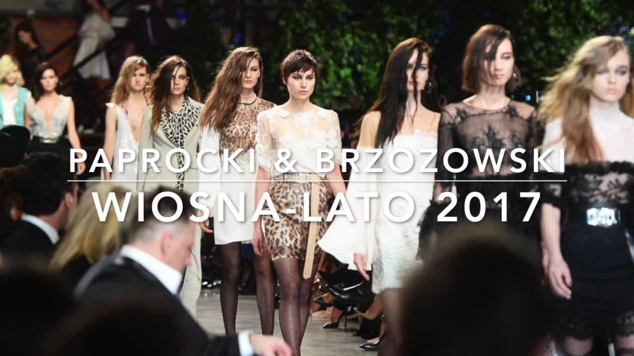 c826411bb8df Paprocki   Brzozowski - Wiosna-lato 2017 - Polska moda - Polki.pl